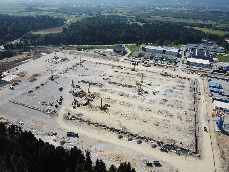 Elea iC major project in Slovenia