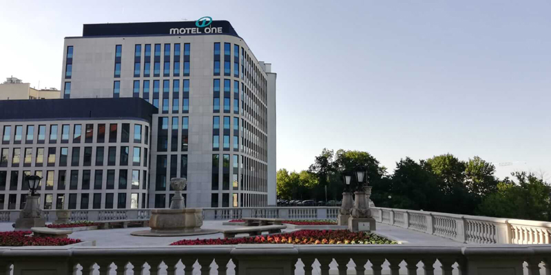 Motel One Warschau
